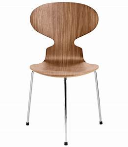 Arne Jacobsen Ant Chair : the ant chair 3 legs clear lacquer ~ Markanthonyermac.com Haus und Dekorationen