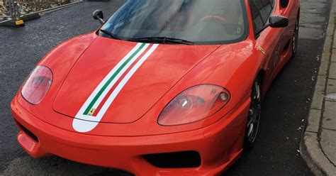 What country do you actually belong in? Ferrari 360CS I had in last year for a full valet before show season, only Ferrari 360CS in my ...