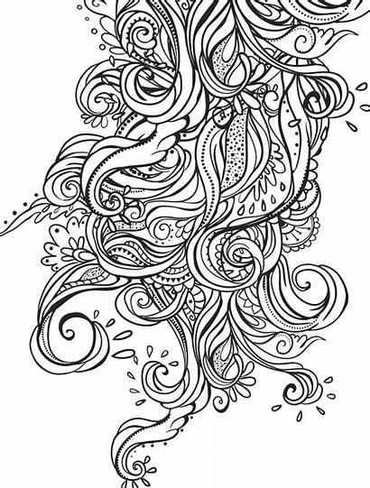 Coloring Pages Crazy Adults Busy Adult Easy