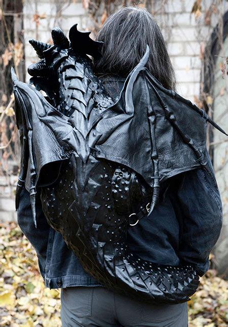 dragon backpack