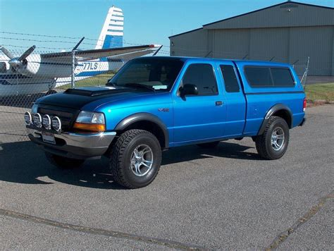 Littleblue00 2000 Ford Ranger Regular Cab Specs, Photos