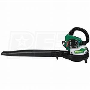 Weed Eater 23cc Gas Powered Leaf Blower