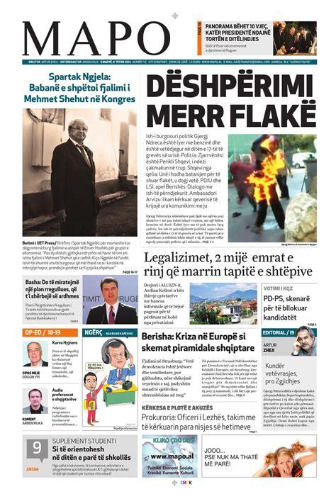 ISSUU - Gazeta Mapo by Gazeta Mapo