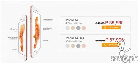 iphone 6s price philippines iphone 6s iphone 6s plus now available in the philippines