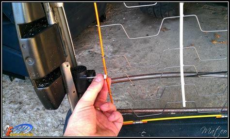 siege clio 2 rs 2 x réparation du système de lombaire tuto
