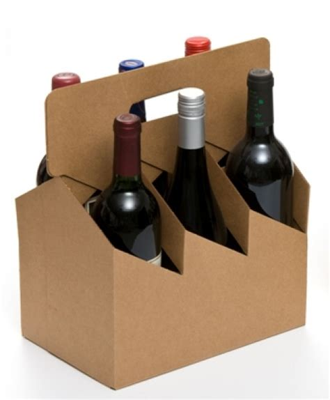 pack wine carriers