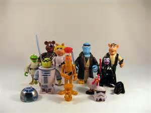Muppets Star Wars Disney Figure