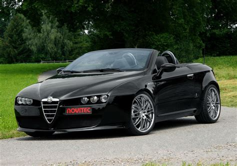2008 Alfa Romeo Spider  Pictures, Information And Specs