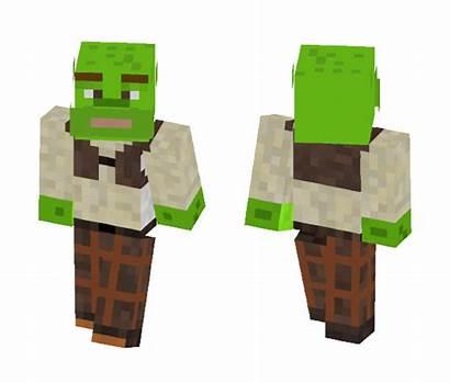 Shrek Minecraft Skin Skins Superminecraftskins Male