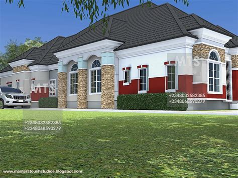 Mr Chukwudi 5 Bedroom Bungalow  Residential Homes And