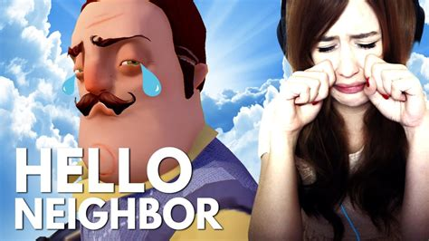 hello neighbor 09 das ende let s play hello neighbor