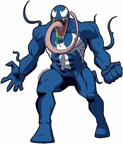 Venom Drawing Marvel Fanart Randy Orton Trailer