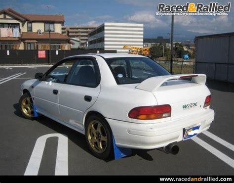 Subaru Impreza Sti Type Ra £3450