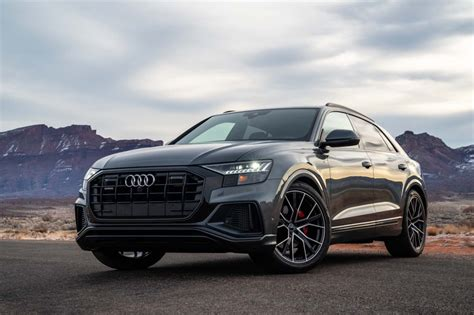 2019 Audi Crossover by 2019 Audi Q8 Review Update Luxury Crossover Lode Runner