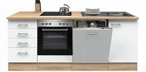 Küchenzeile 200 Cm : neu k chenzeile rom k chenblock 220cm weiss sonoma k che mit e ger ten ebay ~ Indierocktalk.com Haus und Dekorationen