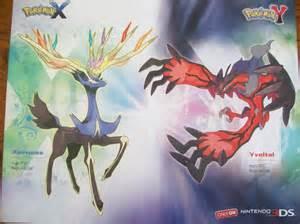 gamestop giving out poster as pokemon xy pre order bonus