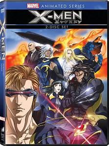 Review: X-Men Anime DVD - Comic Vine