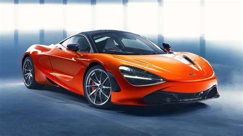 Behold The New Mclaren 720s  Top Gear