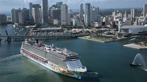 norwegian cruise  holdings terminal