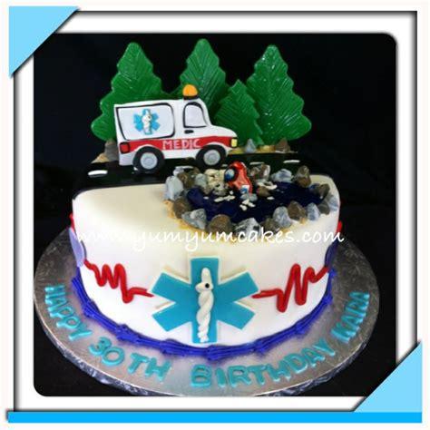 paramedic cake  birthday cakes pinterest