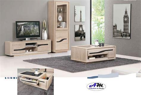 canape rapido cuir meuble tv table basse colonne décor céramique chêne massif