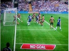Replay of Premier League's First Genuine GoalLine