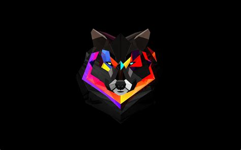 Abstract Wolf Wallpaper Hd by Abstract Wolf Wallpaper 2296