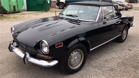 Fiat Of Louisville by Fiat 124 Spider 1974 Louisville 2018 Sept 7 8 3483