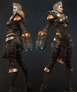 Sci-Fi Female Space Suit - Pics about space