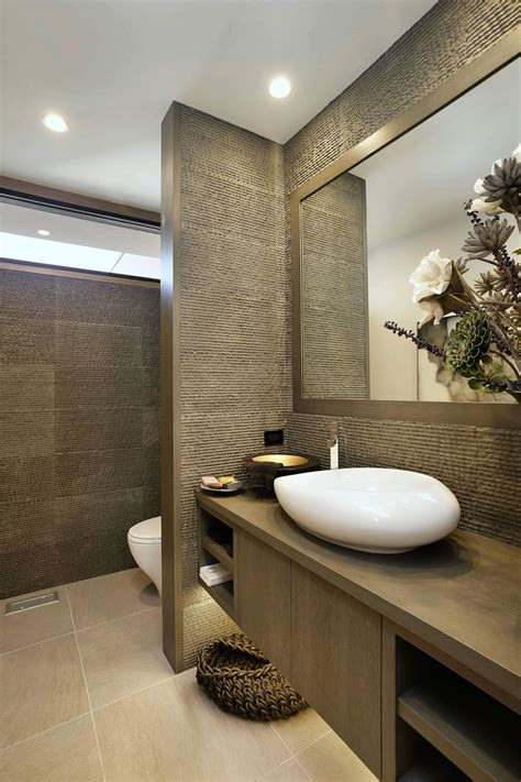 Modern Bathroom Ca by Raugstad Designs A Sleek Contemporary Home In Highland