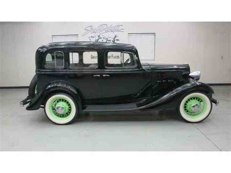 1933 Chevrolet Eagle For Sale On Classiccars.com