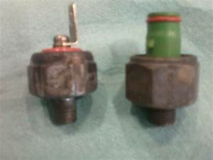 Toyota 22re Motor  I Have Two Sensors That Go Into Thew