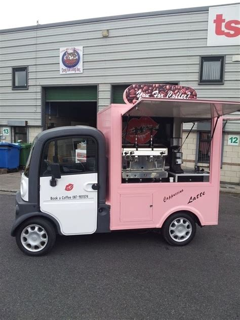 .a coffee cart and the economy natasha l. Catering Trailers - Motorised Catering Vans - Mobile ...
