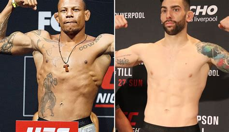 UFC Fight Night 137 discussion thread
