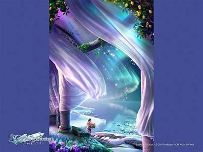 Kagaya Fantasy Wallpapers Celestial Author Exploring Paintings