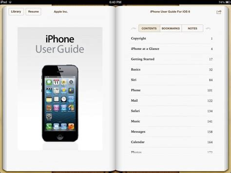 iphone manual apple s iphone 5 user guide released covers all the
