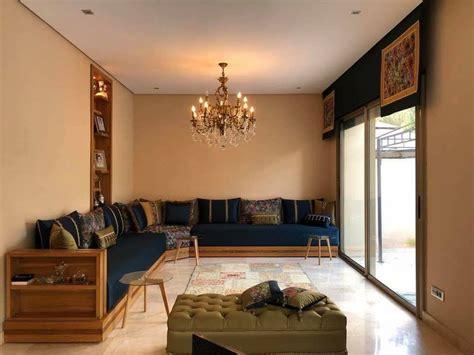 decoration maison marocaine salons marocains archives espace deco