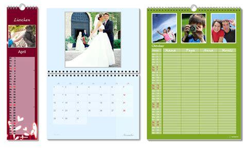 Fotokalender Tipps  Kalender online selbst gestalten für