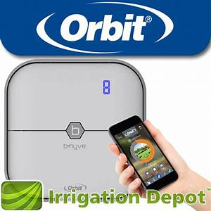 Orbit U00ae B-hyve Smart Wi-fi Indoor Controllers