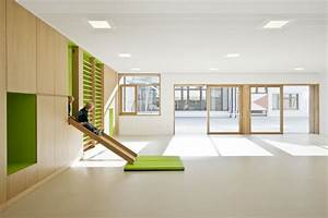 Decor Kindergarten Terenten Design by Feld72 Architects
