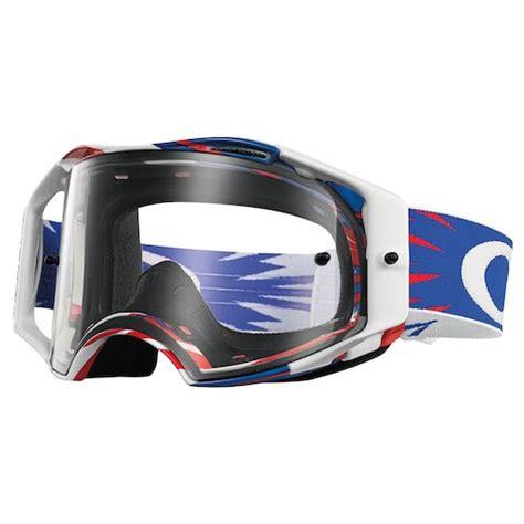 oakley motocross goggle oakley airbrake mx goggles revzilla