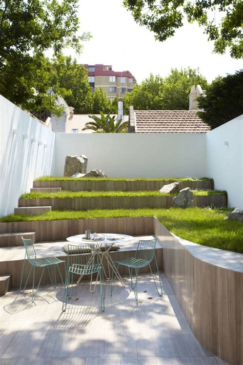 13 Multilevel Backyards To Get You Inspired For A Summer