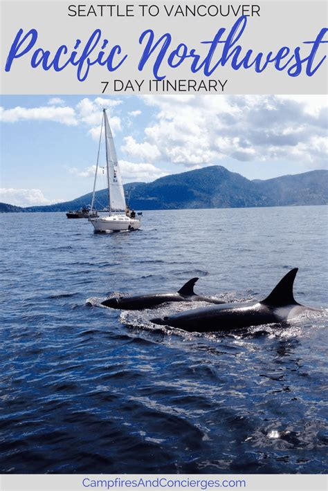 Vancouver Boat Tours by Seattle To Vancouver 7 Day Itinerary Cfires Concierges