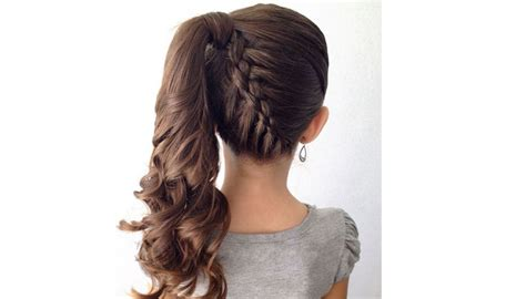 in pictures 10 cute hairstyles for your little girl the