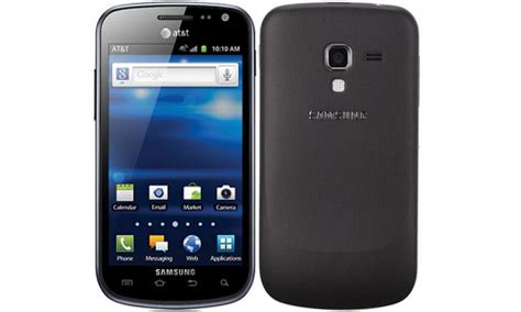 samsung exhilerate smartphone android multimedia
