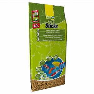 Tetra Pond Sticks : 40l tetra pond sticks floating koi fish goldfish food daily diet sack 4 2kg bulk ebay ~ Yasmunasinghe.com Haus und Dekorationen