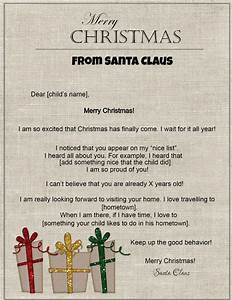 free letters from santa With receive a letter from santa in the mail free