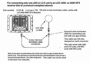 Lowrance Lcx 37c Need Cable - The Hull Truth