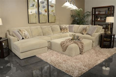 catnapper furniture six seat sectional sofa by jackson furniture wolf and