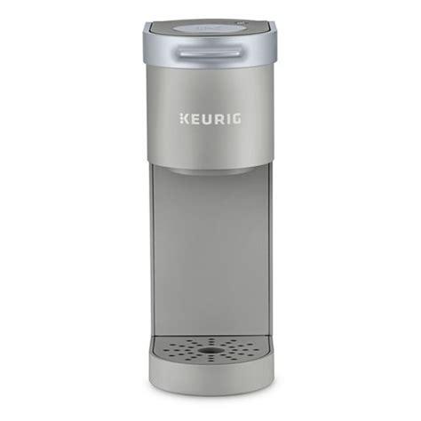 Best single serger coffee maker by keurig. Keurig K-Mini Single Serve K-Cup Pod Coffee Maker - Gray 611247376980 | eBay